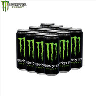 Monster Energy Drink (Standard) Case 12 x 500ml
