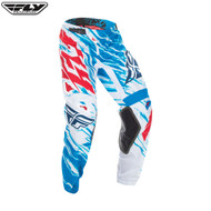 Fly 2017 Kinetic Relapse Adult Pant (Red/White/Blue)