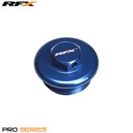 RFX Pro Oil Filler Plug (Blue) Husqvarna TC/TE 125-300 14>On FC/FE 250-450 14>On KTM SX/SXF 98>On