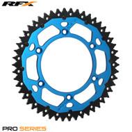 RFX Pro Series Armalite Rear Sprocket TM 125-450MX/MXFi 01>On (Blue) Various Sizes