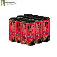 Monster Energy Drink (Lewis Hamilton 44) Case 12 x 500ml