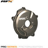 RFX Pro Clutch Cover (Hard Anodised) KTM SX65 03>On Husqvarna TC65 17>On