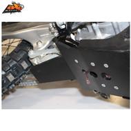 AXP Xtrem HDPE Skid Plate KTM SX250-XC250-XC300 17 Husqvarna TC250-TX300 17