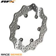 RFX Race Rear Disc (Black) Yamaha YZ125/250 02-15 Yamaha YZF250 02-15 YZF450 03-15