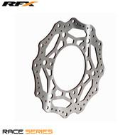 RFX Race Front Disc (Black) KTM SX65 09>On