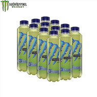Monster Energy Drink (Hydro Mean Green) Case 12 x 550ml