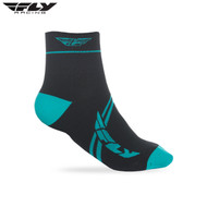 Fly 2018 Action Adult Sock (Teal/Black)