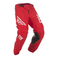 Fly 2019 Kinetic Shield Youth Pant (Red/White)