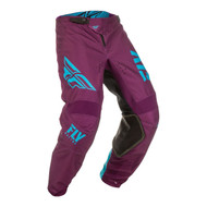 Fly 2019 Kinetic Shield Youth Pant (Port/Blue)