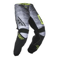 Fly 2019 Kinetic Noiz Youth Pant (Black/Hi-Viz)