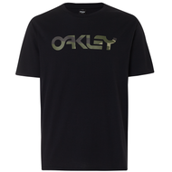 Oakley Casual 2018 Adult Lifestyle Tee (Mark II Jet Blackout)