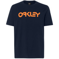 Oakley Casual 2018 Adult Lifestyle Tee (Mark II Fathom)