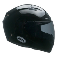 Bell Street 2019 Qualifier DLX Mips Adult Helmet (Solid Black)