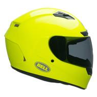 Bell Street 2019 Qualifier DLX Mips Adult Helmet (Solid Hi-Viz)