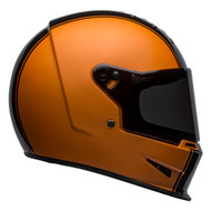 Bell Cruiser 2019 Eliminator Adult Helmet (Rally Matte/Gloss Black/Metallic Orange)