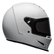 Bell Cruiser 2019 Eliminator Adult Helmet (Solid White)