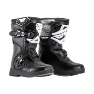 Fly 2019 Maverik Mini Boot Black (Sizes US Y10-Y13)