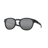 Oakley 2018 Latch Sunglasses Adult (Matte Black) Prizm Black Lens