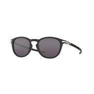 Oakley 2018 Pitchman R Sunglasses Adult (Satin Black) Prizm Grey Lens