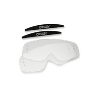 Oakley Replacement Lens O Frame MX (Clear) Roll-Off 2pk
