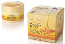 Formulated with Premium Certified New Zealand Manuka Honey 80+, Green Tea and Linden Extracts, Bergamot and Cedar Leaf Oils, and Royal Jelly for Combination to Oily Skin Types
