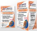 Each sachet contains Encapsulated Vitamin C - 1,000mg plus Phosphatidylcholine - 1,000mg