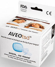 Anti-Snoring Aid Made from Soft Silicone that is a Tongue Stablizing Device