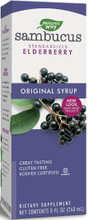Contains Premium Elderberries Made from a Unique Cultivar of Black Elderberries with a Higher Level of Naturally-Occurring Flavonoids
