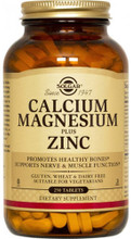Contains a Synergistic Combination of Calcium Alongside Magnesium and Zinc