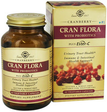 Contains a Unique Combination of Highly Concentrated Cranberry Powder, L. acidophilus, and Ester-C®