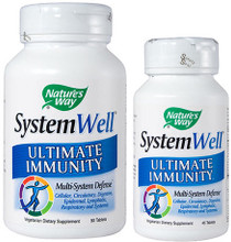 Bonus Pack! Multi-System Defence Formula Combining a Broad Spectrum of Herbs and Nutrients
