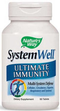 A Complex Herbal and Nutritional Immune Support Formula Designed to Provide Multi-System Defense for All Aspects of Immunity: Epidermal, Respiratory, Digestive, Systemic, Circulatory, Cellular, and Lymphatic