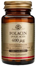 Each Tablets Contains Folic acid as pteroylglutamic acid - 400 µg
