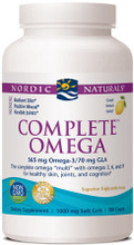 A Non-Concentrated Formula that Blends EPA and DHA from Coldwater Fish and GLA from Borage oil and Omega-9