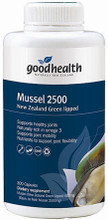 Premium Green Lipped Mussel For Joint Health, Mobility, and Flexibility as well as Recovery From Joint Injury.