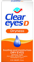 Contains Many of the Major Ingredients Found in Natural Tears