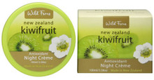 Contains Concentrated Kiwifruit Extract Blended into a Pure Neroli Essential Oil Enriched Crème