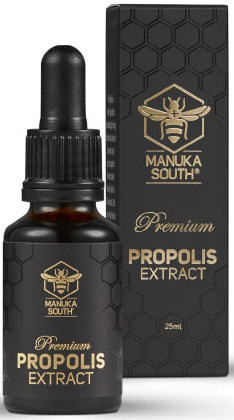 Manuka South Premium Propolis 20% Extract 25ml