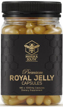 Each capsule Contains Royal Jelly Extract Powder, Providing equivalent to Fresh Royal Jelly - 1000mg