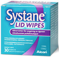 Contains 30  Premium, Sterile, Pre-Moistened Eyelid Cleansing Wipes