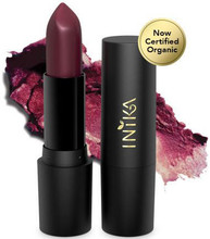 Contains Pure Mineral Pigments with Certified Organic Natural Shea Butter and Jojoba Oil