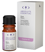 Contains the Essential Oil from the Blossoms of Rosa damascena, Absolute from Organic Cultivation, Grown in Turkey/Morocco
