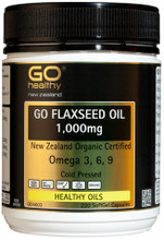 New Zealand Certified Organic Flaxseed, Providing Essential Omega's 3, 6 and 9