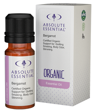 Contains Certified Organic Citrus auranthium var. Bergamia, Rind, Cold Pressed, and Grown in Italy