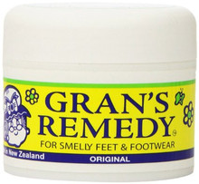 Contains an Effective Blend of Alum, Zinc Oxide, Zinc Undecylenate, Talc, Manuka Oil, Kawakawa, Peppermint Oil for Smelly Feet and Footwear