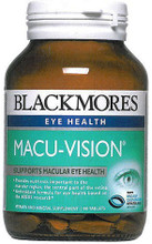Contains an Antioxidant Formula with Zinc, Vitamin C, Vitamin E and Copper which May Help to Preserve Macular Eye Health