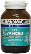 Contains Lutein and Zeaxanthin to Support the Health of the Macular Region of the Eye