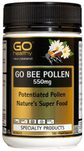 Contains 100% Pure Potentiated Bee Pollen, Providing naturally occurring nutrients - Protein, Vitamins B1, B2, B3, B5, B6, B12, C, E, Minerals and Trace Elements.