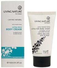 Contains Active Manuka Honey Plus Cupuacu and Murumuru Butters to Deeply Nourish and Soften the Skin