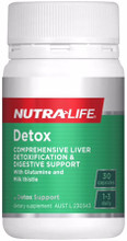 Comprehensive Formula with Herbs, Vitamins, and Co-Factors for Liver Detoxification and Digestive Support
